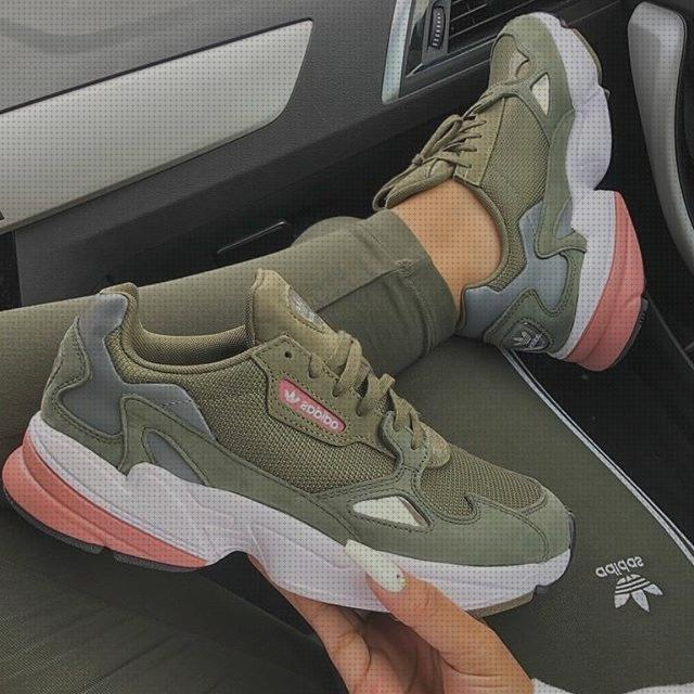 Review de adidas falcon