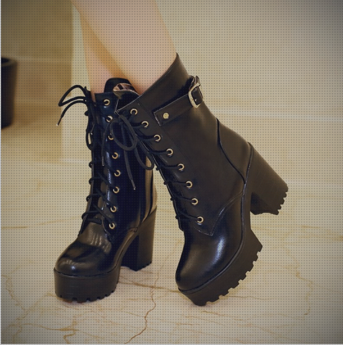 Review de botines militares