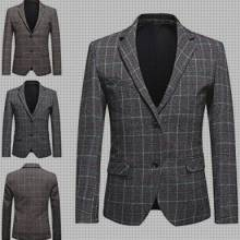 8 Mejores Blazer Mujeres Talle Masculinos