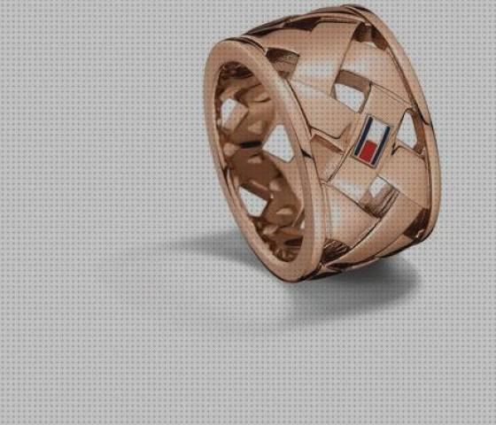 Los 8 Mejores Anillos Tommy Hilfiger Mujeres