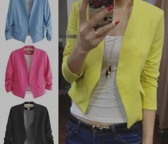 11 Mejores Blazer Ropa Mujer
