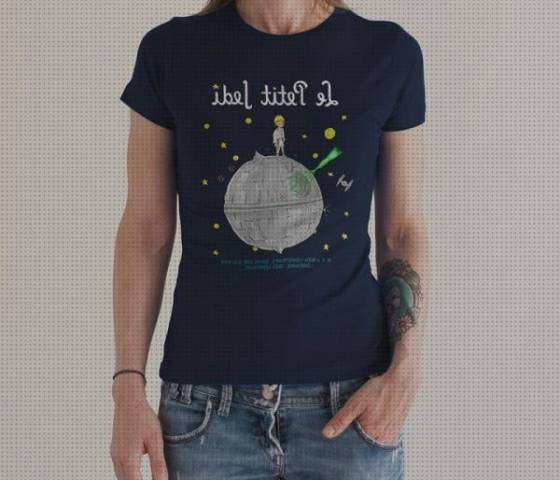 6 Mejores Camisetas Frikis Mujer