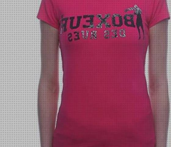 1 Mejores Camisetas Mujer Boxeurs