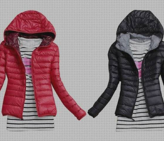 Mejores 8 chaquetas impermeables para mujeres