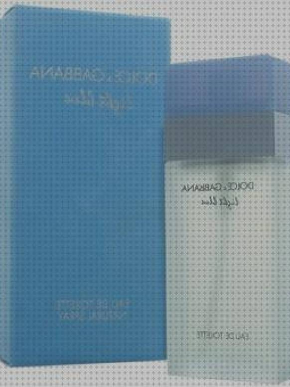 12 Mejores Blue Light Dolce Gabbana 100 Ml Mujer