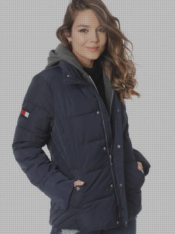 Los 10 Mejores Parka Tommy Mujer