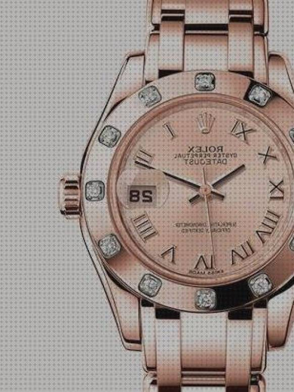 Mejores 8 rolex para mujeres