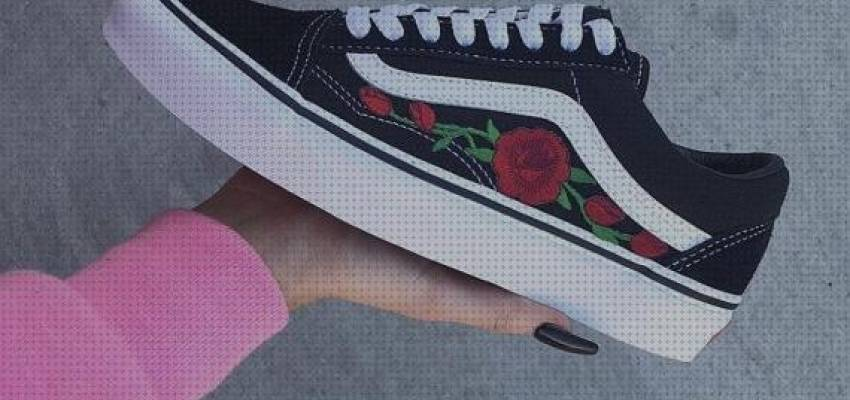 10 Mejores Bambas Vans Mujer