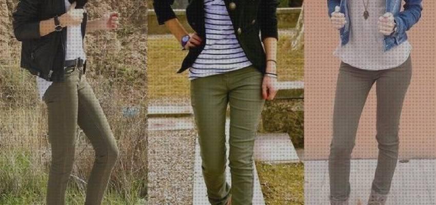 Top 12 Mejores Pantalones Verdes Para Mujeres Noviembre 2020 Analisis